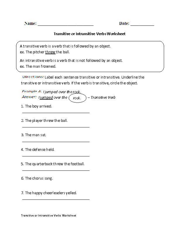 Action Verbs Worksheet: Action Verbs Worksheets At Alzheimers-prions.com
