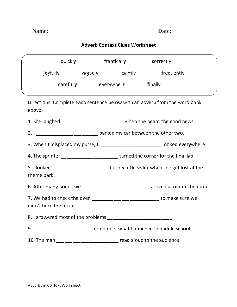 Free Worksheet Context Clues Worksheets 3rd Grade context clues worksheets 5th grade multiple choice reading worksheets