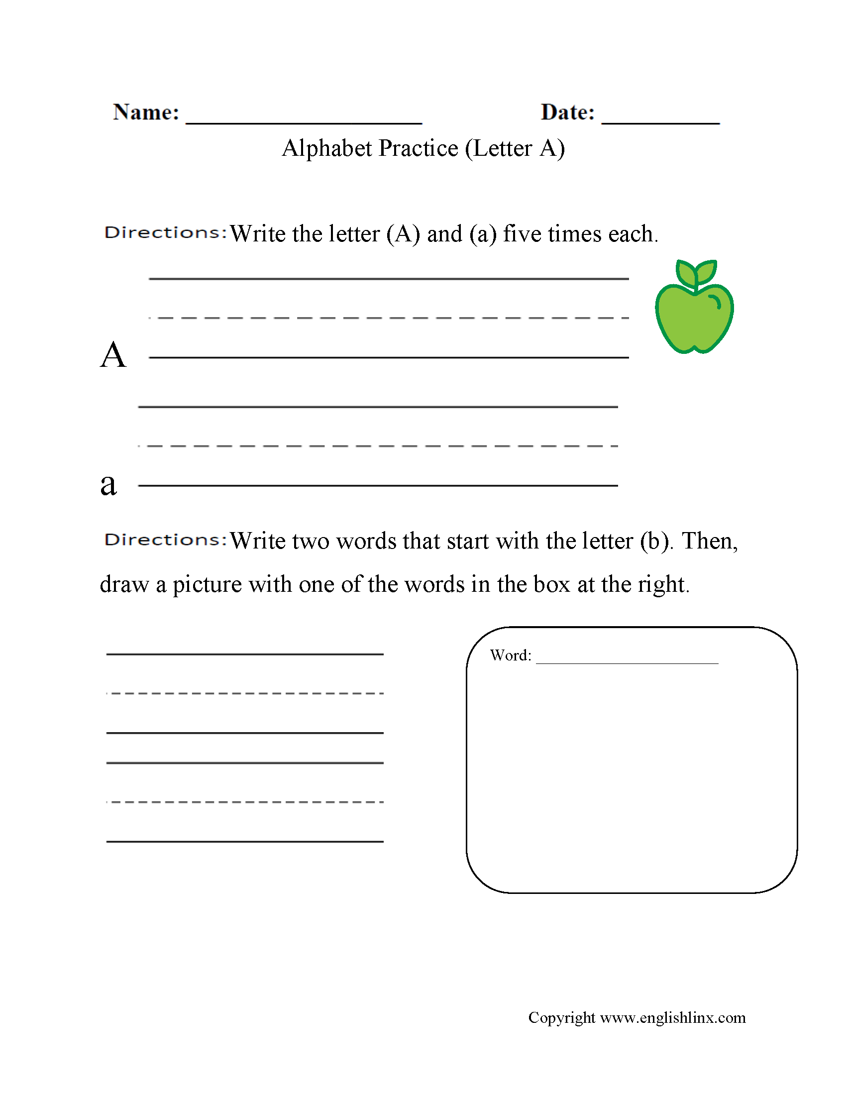 letter a worksheets inspirational letter a worksheets cover letter examples 3020