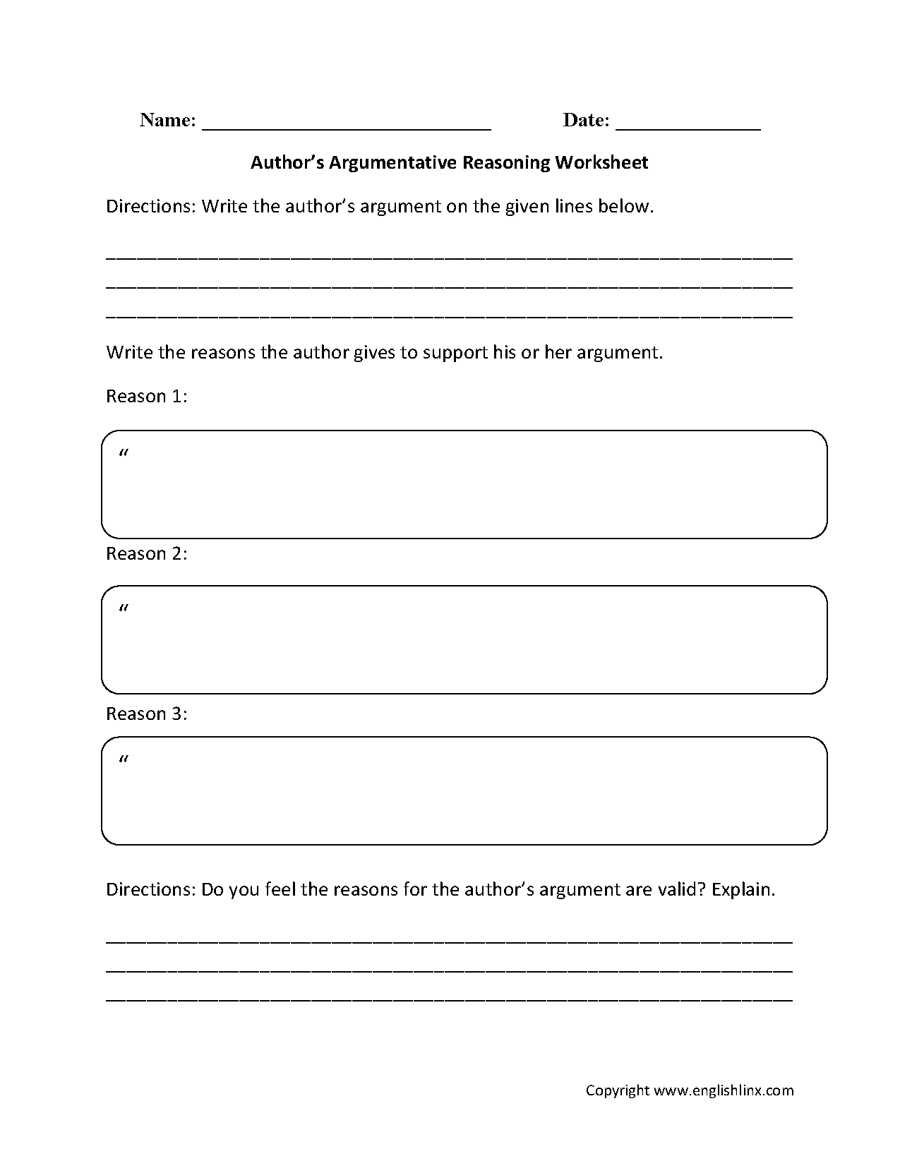 Worksheets Reading Comprehension Worksheets 11th Grade reading comprehension worksheets authors argumentative worksheets
