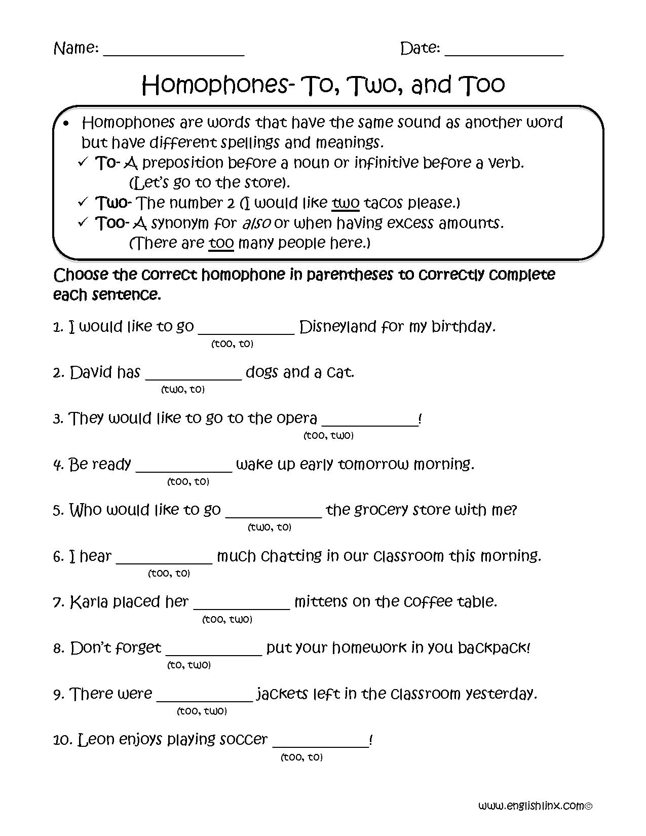 Commas: Practice