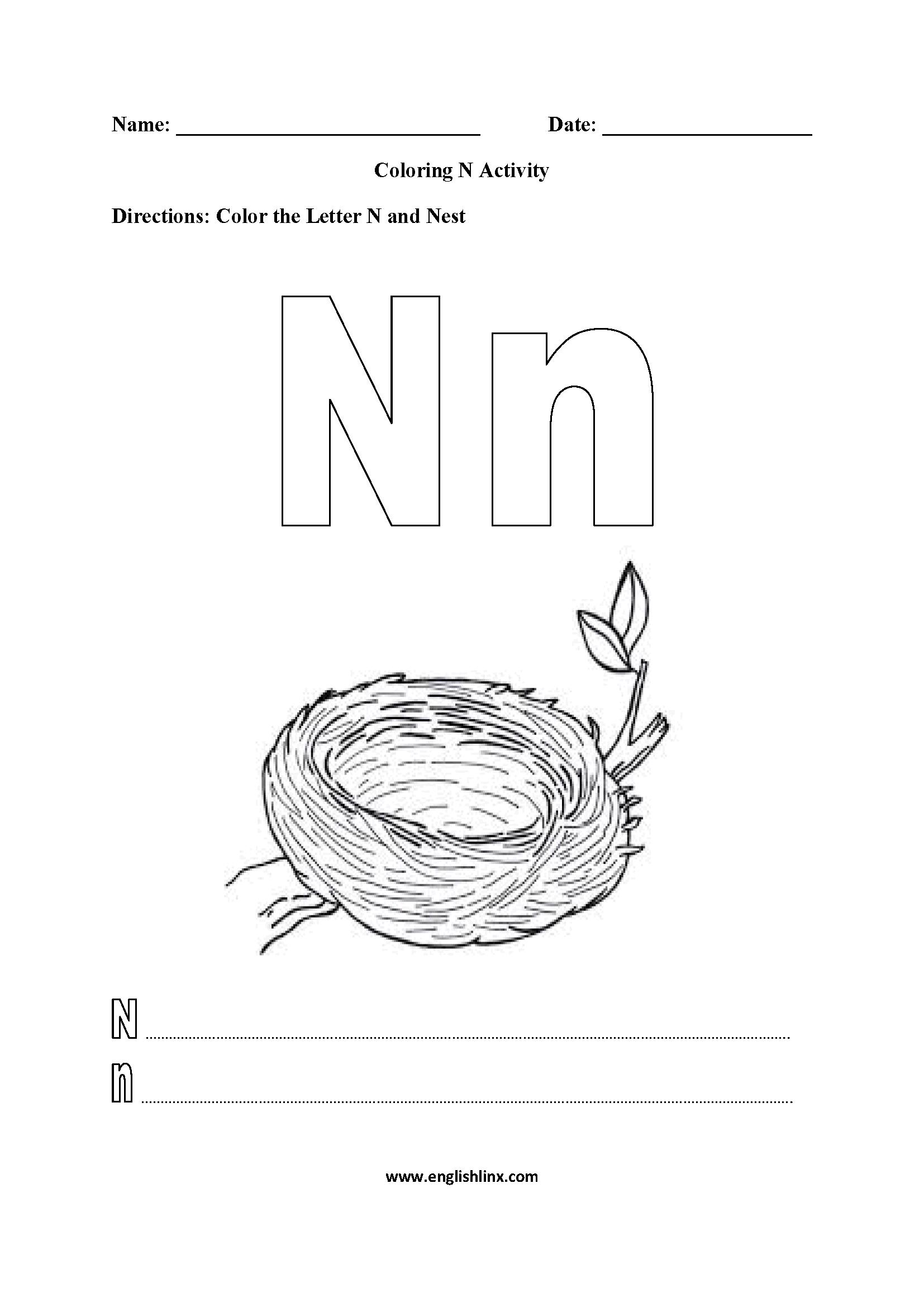 alphabet worksheets alphabet coloring pages worksheets. Black Bedroom Furniture Sets. Home Design Ideas