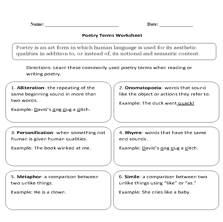 ... Worksheet. on math terms worksheet free printable worksheets mibb