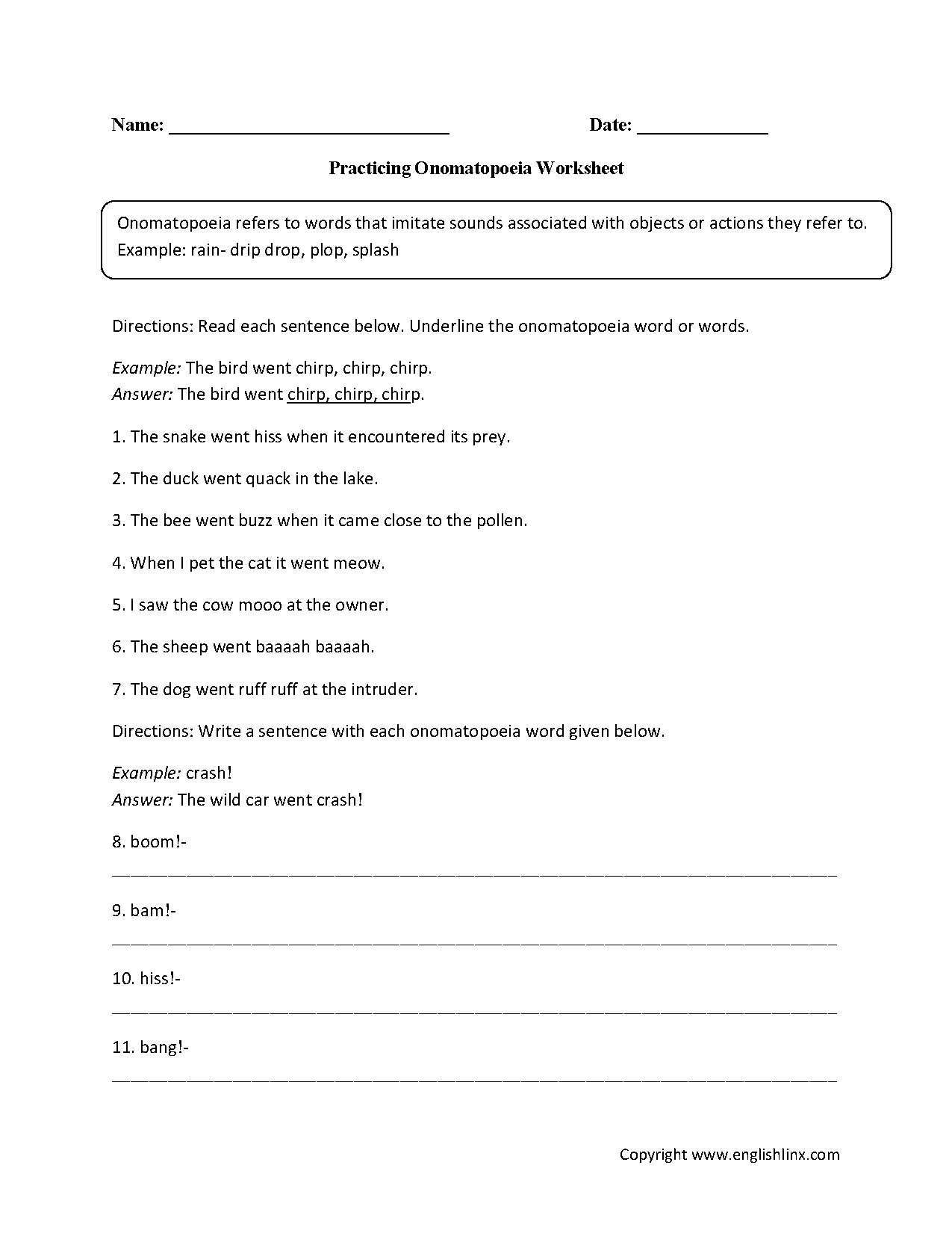 Worksheets Hyperbole Worksheets content by subject worksheets figurative language worksheets