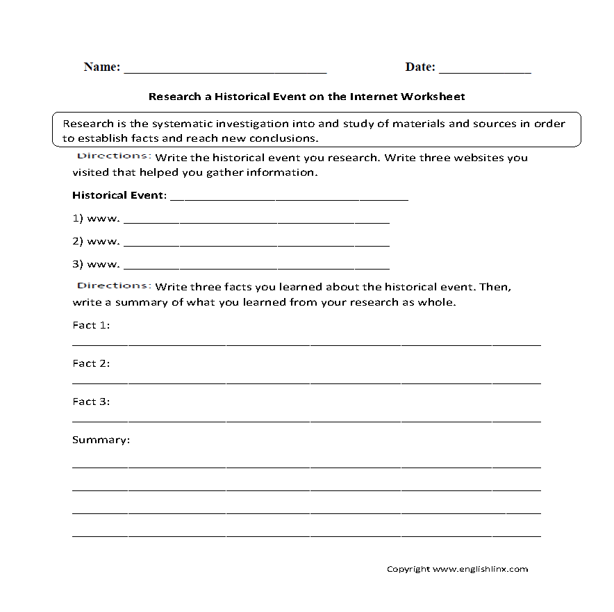 for animal Grades worksheet grade 6 12 1st Research Worksheets research
