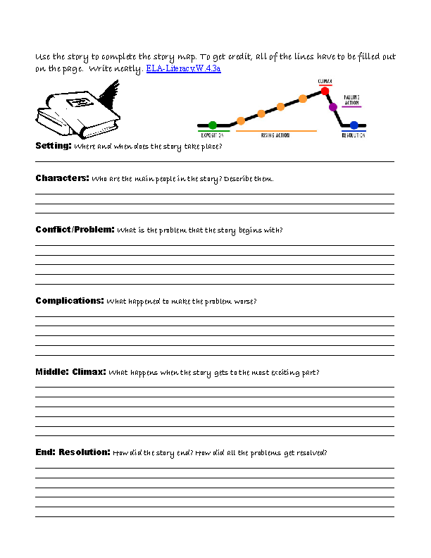 English Worksheets | 4th Grade Common Core Worksheets