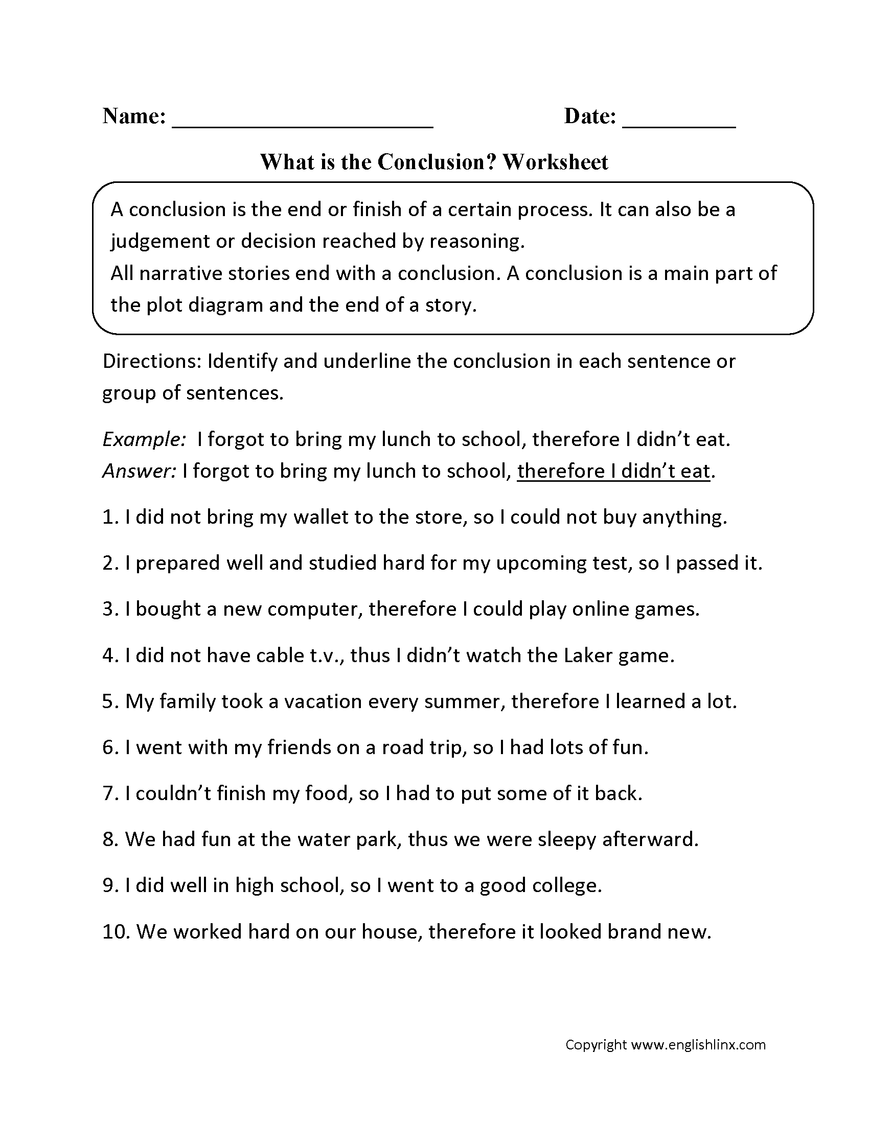 Reading Worksheets – Play School Worksheets